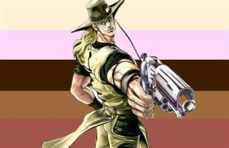requests closed — Hol Horse from Jojo's Bizarre Adventure