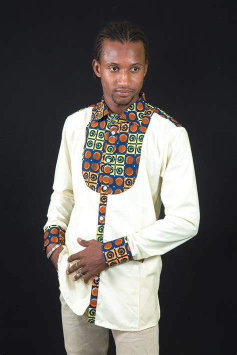 Model Pagne Homme Africain 2018